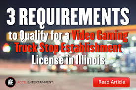 Three Requirements To Become A Licensed Video Gaming Truck Stop In ... Truckstop Truck Stop Stock Photos Over The Road Trucks Fueling At Ta Travel Center Truck Stop In Illinois Womans Body Identified As Killer Victim Youtube Dixie Images Alamy Slot Machine Video Gaming Stops Whats Making Me Happy This Week June 12 If You Have Five Usa Route 66 Mclean Truckers Home Truckstop Pilot Flying J Trucking News Online Stops Guide Wikivoyage Americas Most Luxurioustruck Big Roll Into Iowa 80 For Jamboree To Be Sold For An Undisclosed Sum Truckersreportcom