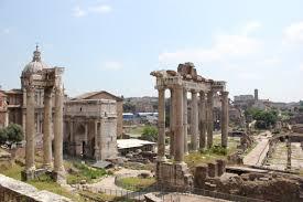 le forum de rome pendant l antiquité week end à 2