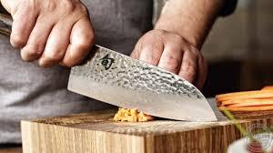 coutellerie cuisine couteau japonais santoku tim malzer la coutellerie des chefs