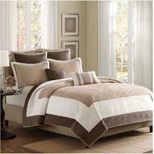 Brown And Blue Bedding by Amazon Com Luxury Comfort Bedding U0026 Quilt Set On Clearance For