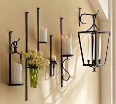 attractive non electric wall sconces electric lighting non