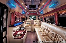 Midwest Automotive Designs Builds Sprinter Van Conversions For Luxury Business Convenience And Weekend Trips View Our Conversion Selection Here