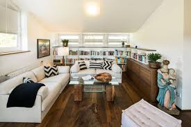 umbau eines privathauses modern wohnzimmer sonstige