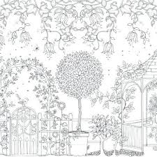 Book Completed Pages Secret Garden Coloring Pdf Upload Image Nl 20 Postcards Binnenwerk Pagina