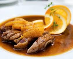 recette magret de canard et sa sauce à l orange