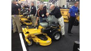 Hustler Mowers at Home Depot and Lowe s