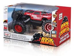 100 Monster Truck Remote Control New Maisto Off RC Rock Crawler 4x4