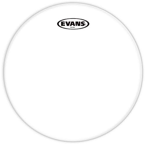 Evans Genera Resonant Drum Head - 12""