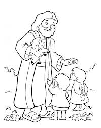Sunday School Coloring Pages For Preschoolers Superb Free