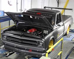 1972 Chevy C10 R Dyno Tested At Last: PCH Rods Build With Spectre ...