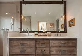 Small Rustic Bathroom Vanity Ideas by Modern Rustic Bathroom Interior Design