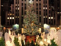 Rockefeller Plaza Christmas Tree 2014 by New York Christmas Wallpapers Wallpaper Cave