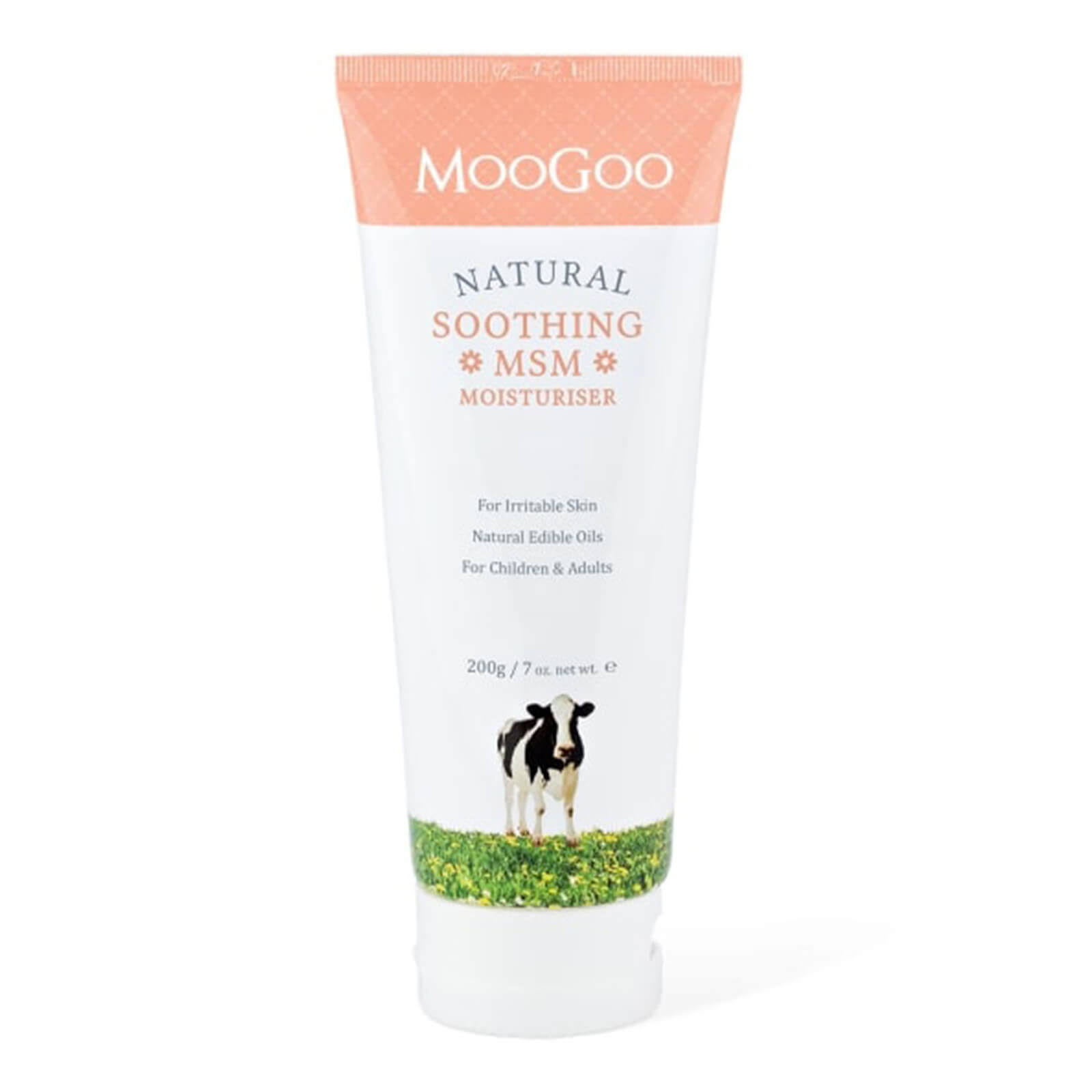 MooGoo Soothing MSM Cream 200g