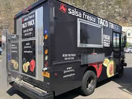 Salsa Fresca Expanding With Food Truck - NewsTimes Food Truck For Sale Craigslist San Diego Explore Eating Drink Balboa Park What Is The Average Daily Revenue For Medium To High Popularity Millennials Love Food Trucks But Stale Laws Are Driving Them Out Of Ice Cream Dessert Special Events Catering 7 Smart Places Find 12 Great That Will Cater Your Portland Wedding Beverages Touch A Data Can Tell Us About The State Industry Builders Of Phoenix Catchy And Clever Truck Names Panethos San Diego Ye Scallywag Festival