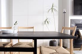 Black Ash Dining Table By KROFT | KROFT | Design Inspiration ... Solid Victoria Ash Ding Table With Angled Black Leg Design Extending First Albert Light Matt A Shaped Legs Designa 120187cm Melamine Grey Ding Room Ideas Chairs Daisy Modern Tables Sohoconcept Halsey 7piece Splay By Bernards At Wayside Fniture Lynd Dark Ash Liberty Home Dcor Online Lanesborough Hadley Rose Cannelle Gold Capped Barker Stonehouse