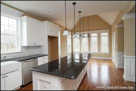 raleigh custom kitchen color trends light cabinets countertops