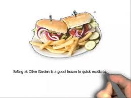 Olive Garden Lunch Menu