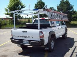 Ergonomic Ladder Racks For Trucks And Vans