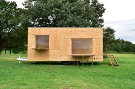 100 Nomad House Tiny House By Kengo Kuma Is Perfect For The Minimalist Nomad Curbed