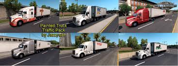Painted Truck And Trailers Traffic Pack V1.4 By Jazzycat » ATS Mods ... Sioux City Truck Trailer North American And Trailer Stock Image Image Of American Camping 3707471 Simulator Peterbilt 567 Rental Freightliner Doepker Dealer Saskatoon Frontline Painted Trailers Traffic Pack V14 By Jazzycat Ats Mods Michelin Tires For Trucks In Big Rig Truck Drive West Into The Sunset On 1934 Studebaker Semi Vintage Pinterest Without A Vector Images Of Any Size In V11 Eagles Modding Forums New