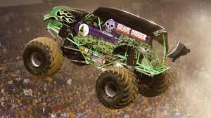 100 Monster Truck Oakland Driver Of Monster Truck Grave Digger Recovering From Accident