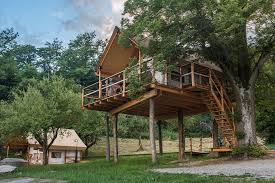 100 Tree Houses With Hot Tubs Chateau Ramak
