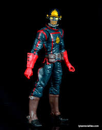 Guardians Of The Galaxy Marvel Legends Exclusive Star Lord Standing
