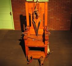 Electric Chair Executions New York State by Tennessee Is Bringing Back The Electric Chair Vice
