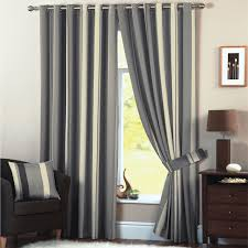 grey striped curtains scalisi architects