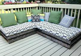 Cushion For Pallet Couch Outdoor Cushions Furniture Waterproof