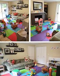 Taming The Chaos Play Room Edition