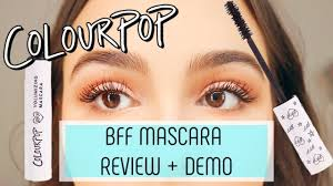 ColourPop BFF Mascara Review + Demo! Huge Colourpop Haul Lipsticks Eyeshadows Foundation Palettes More Colourpop Blushes Tips And Tricks Demo How To Apply A Discount Or Access Code Your Order Colourpop X Eva Gutowski The Entire Collection Tutorial Swatches Review Tanya Feifel Ultra Satin Lips Lip Swatches Review Makeup Geek Coupon Youtube Dose Of Colors Full Face Using Only New No Filter Sted Makeup Favorites Must Haves Promo Coupon