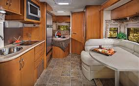 2014 Siesta Sprinter 24SA Motorhome Shown Here In Luxury Resort Interior Decor With European Style Vintage