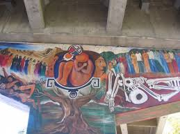 the colorful outdoor murals of chicano park cool san diego sights