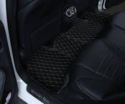 Infiniti Q50 Black Floor Mats by Amazon Com Worth Mats Custom Fit Luxury Xpe Leather Waterproof