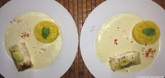 comment cuisiner du carrelet ballotins de carrelet sur crème de poireaux
