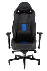 Corsair T2 Road Warrior Chair Black/Blue - Best Deal - South Africa 12 Best Gaming Chairs 2018 The Ultimate Guide Gamecrate Which Is Chair For Xbox One In 2017 Banner Fresh 1053 Virtual Reality Video Singapore Based Startup Secretlab Launches New Throne V2 And Omega 9d Vr Egg Cinema Machine Manufacturer Skyfun Best Chairs Ever Maxnomic By Needforseat Playseat Air Force All Your Racing Needs Gaming Chair Top 10 In For Pc Gaming Chairs 2019 Techradar Msi Mag Ch110 Stay Unlimited Beyond Reality Chair Maker Has Something Neue For The Office Cnet
