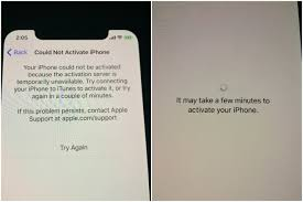 Temporary iPhone X activation problems occur as AT&T Verizon