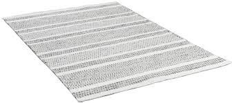 theko carpet strips scandi chic design gray
