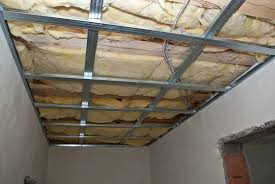Ceiling Joist Spacing For Gyprock by How To Install Drywall Ceiling Howtospecialist How To Build