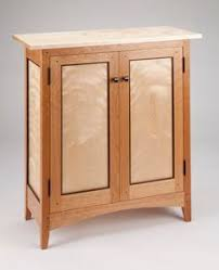 Side Cabinet Woodworking FurnitureFine