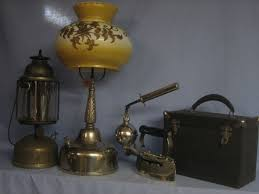 Aladdin Kerosene Lamps Antique by Jerry U0027s Coleman Collection Other Lamps