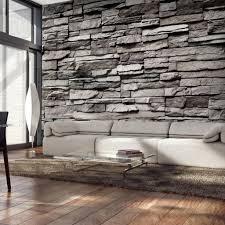 fototapete selbstklebend steinoptik 392x280 cm tapete wandtapete wandbilder klebefolie dekofolie tapetenfolie wand dekoration wohnzimmer stein