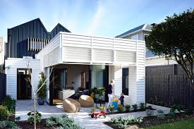 Doherty Design & Techne - Sandringham House - Fibonacci Stone Doherty Design Techne Sandringham House Fibonacci Stone Weatherboard Cottage With A Modern Twist Stylish Livable Spaces Front Door Fun Coloring Homes The Existing Queensland Weatherboard Home Quiessential Of Its Hampton Style Luxury Perth Oswald Single Storey Archives Storybook Designer 10 House Colours 16 Best Barn And Images On Pinterest Homes Minimalist Victorian Plans Melbourne At Balhanna Like The Concave Verandah Profile Harkaway Doesnt Inspiring Idea Contemporary Timber Frame Designs Uk 5 Self