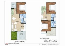 100 Duplex House Plans Indian Style 1640 Cabin Interior Nouveau Stock Floor