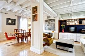 Exposed Basement Ceiling Lighting Ideas by Exposed Ceiling Houzz
