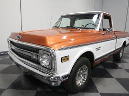 100 1970 Truck Chevrolet C10 Streetside Classics The Nations Trusted