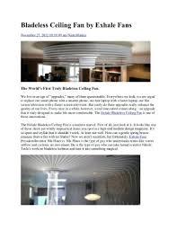 Bladeless Ceiling Fan Amazon by Ceiling Fan Bladeless Ceiling Fans With Lights Bladeless Ceiling
