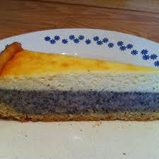 mohn schmand torte