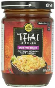 Amazon Thai Kitchen Pad Thai Sauce 8 oz Grocery & Gourmet
